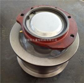 直径125-315欧式车轮 40Cr锻制圆钢欧式驱动轮 欧式起重机车轮组