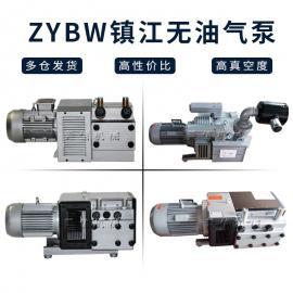 通优/永盾/斯伊格气泵真空泵ZYBW60F 印刷吸吹两用干式旋片风泵