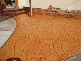 压模仿木地坪模具脱模粉工艺精湛包工包料