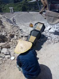 矿山开采岩石劈裂棒