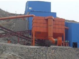 矿山脉冲布袋除尘器效果、作用