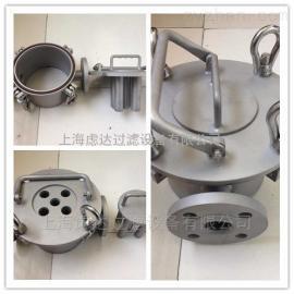 不锈钢强磁性过滤器