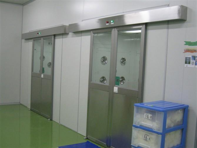 自动风淋室/语音提示自动平移门风淋室/感应器自动门风淋室