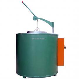 坩埚炉,实验坩埚炉,电加热坩埚炉