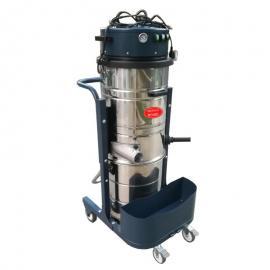 PY361ECO上下分离桶工业吸尘器手动振尘吸粉尘颗粒焊渣吸尘器