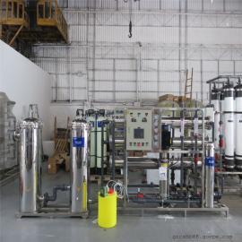 幼儿园直饮水装置 自动冲洗2T/H超滤设备 小型UF饮水机
