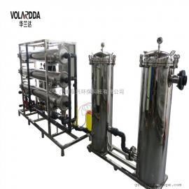校园自来水净化去离子直饮水装置 全自动UF超滤净化水处理设备