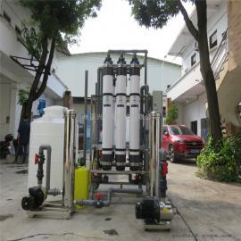 天然山泉水净化处理设备 桶装水及小型矿泉水制取装置