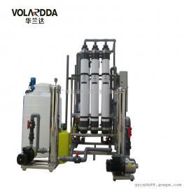 晨兴供应桶装水厂纯净水生产设备 山泉水净化过滤装置 水质好