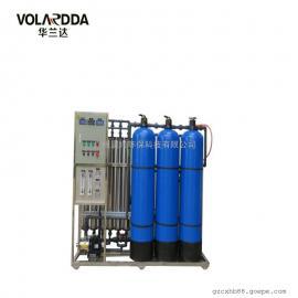 全自动生产电镀液纯水机 1.5T/H纯净水反渗透水处理设备