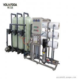 电子工厂用纯净水装置 蓄电池生产用纯水设备 反渗透设备