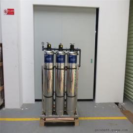井水处理系统 地下水处理设备 净化过滤除浊去铁锰装置