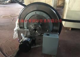 仕誉 电机卷管器 大口径卷盘 工业卷管器 重型盘管器 工业绕光盘
