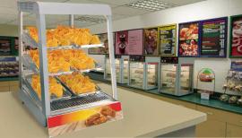 玻璃保温展示柜Hatco GMHD-2PT 玻璃保温展示柜、美国赫高展示柜