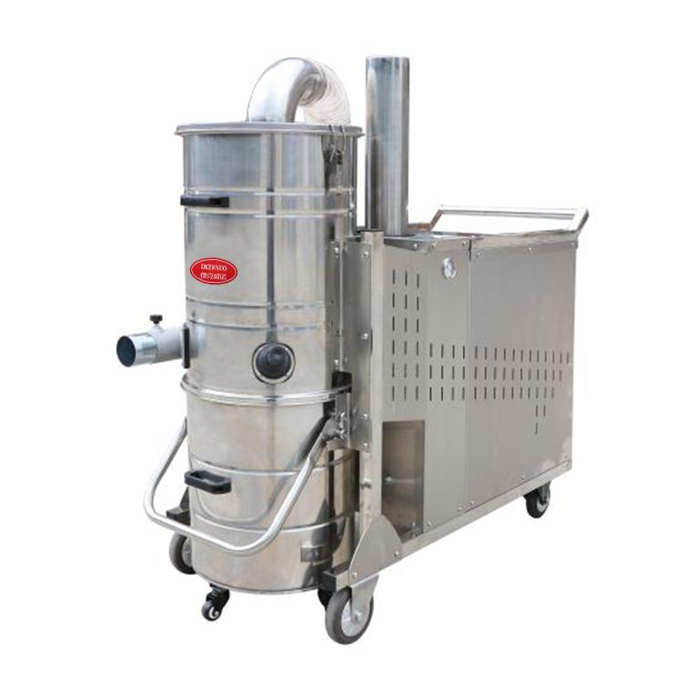 5500W强力工业吸尘器涡轮电机大型吸尘器流水线配套用吸尘设备