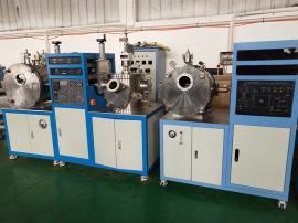 液态金属玻璃制备专用真空感应熔炼炉真空高频熔炼炉
