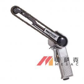 日本SHINANO信浓SI-2700L气动砂带机10MM气动手持环带气动打磨机