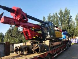 星工XGR250机锁杆履带式旋挖钻机 建筑工程机械旋挖钻机