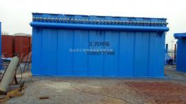 锅炉袋式除尘器是单元组合式除尘设备