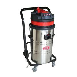 江阴工业厂用强力吸尘器三马达单相电车间吸颗粒焊渣铁屑用现货