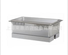 美国赫高Hatco HWB-FULD 1/1 嵌入式保温汤池(带去水)