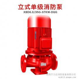 消防泵室外喷淋泵室内消火栓泵立式单级多级消防泵消防稳压设备