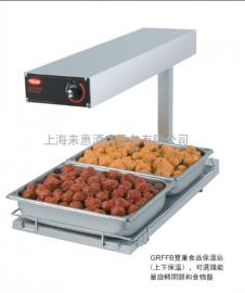 美国Hatco GRFF 桌上型食物保温灯连底盘、食品保温站GRFF保温站