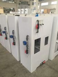 电解盐消毒设备次氯酸钠发生器智能操作