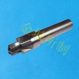 非标钻铰刀合金钻铰刀厂家来图加工定制