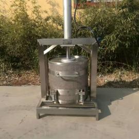 供应康汇牌300液压压榨机 萝卜条压榨机 酒槽压榨机