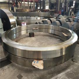 转鼓造粒铸钢滚圈