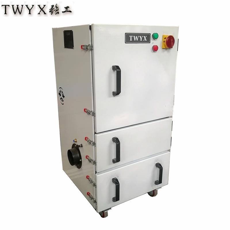 小型磨床工业集尘器