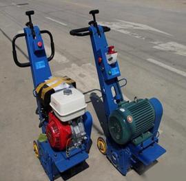 电动混凝土路面铣刨机 旧地面环氧翻新小型混凝土铣刨机找鑫隆