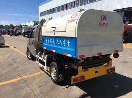 环卫垃圾车销售 3方车厢可卸式垃圾车