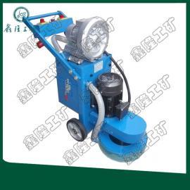 环氧地坪无尘打磨机 电动多功能地面打磨机品质厂家质量保证