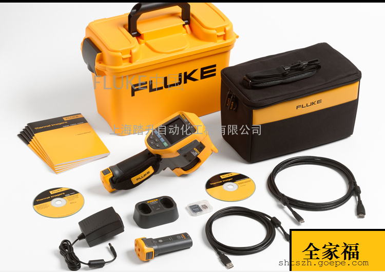 Fluke TiS10 TIS20 TIS40 Tis60 tis75 tis50红外热像仪