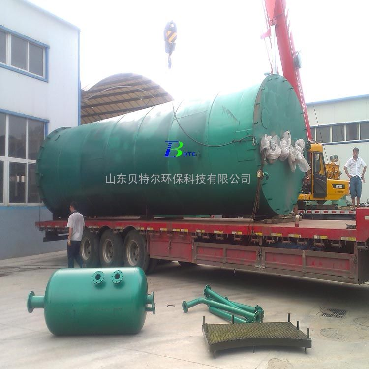 豆制品废水处理设备 厌氧反应器 贝特尔环保 品质无忧