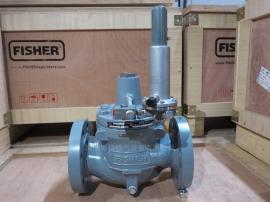 FISHER调压器EZR减压阀/调压器/调压阀/中压阀