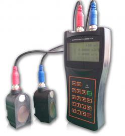 PUSN型手持式超声波流量计外夹液体水管道便携式流量计管道外贴