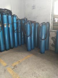 大功率75kw1000米地热高扬程深井泵-(潜成泵业)*生产