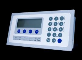 DIS2116 数字称重仪表,安全且使用方便: 用于汽车衡和轨道衡