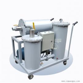YL-300小型高精度滤油机,大流量精密油过滤机