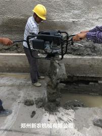 全套桩芯掏土机新型清桩孔工具