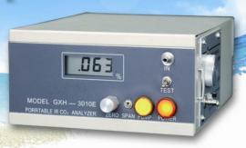 GXH-3010 3011BF型便携式红外线CO CO2二合一分析仪