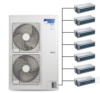 杭州格力空调代理商,格力空调10P一拖六价格