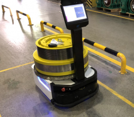 智能搬运机器人