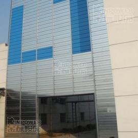 金属隔音墙的常见规格与安装方法