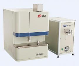 高频感应炉和管式电阻炉双炉碳硫分析仪CS-3000G