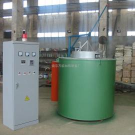 熔铝电炉 坩埚熔铝炉 万能佳