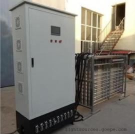 框架式 明渠式紫外线消毒器 中水回用消毒渠超声波明渠 厂家包安